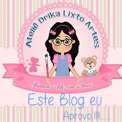 Ateliê Drika lixto Artes- Artesanato