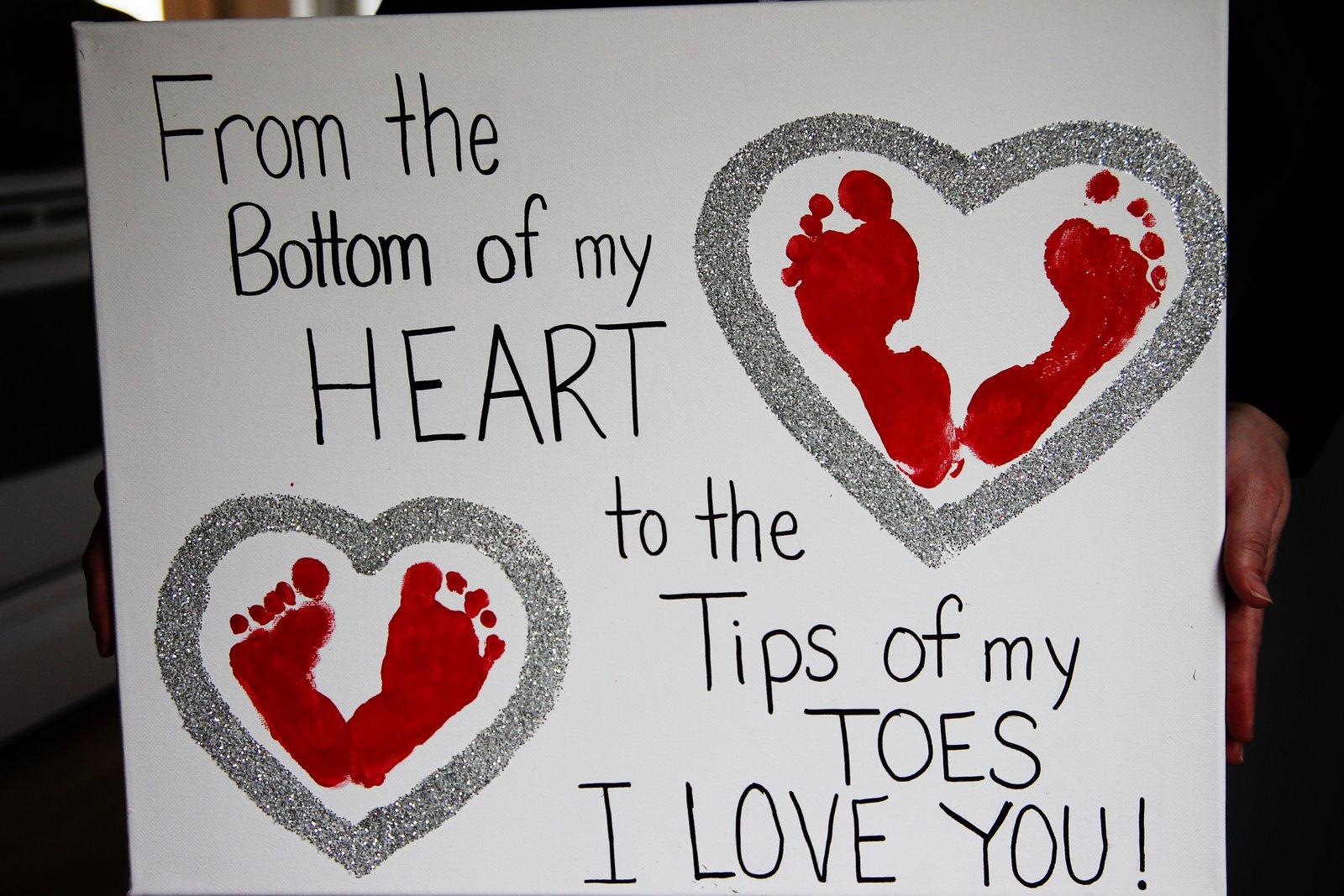 Many Makings – Big Valentine Card
