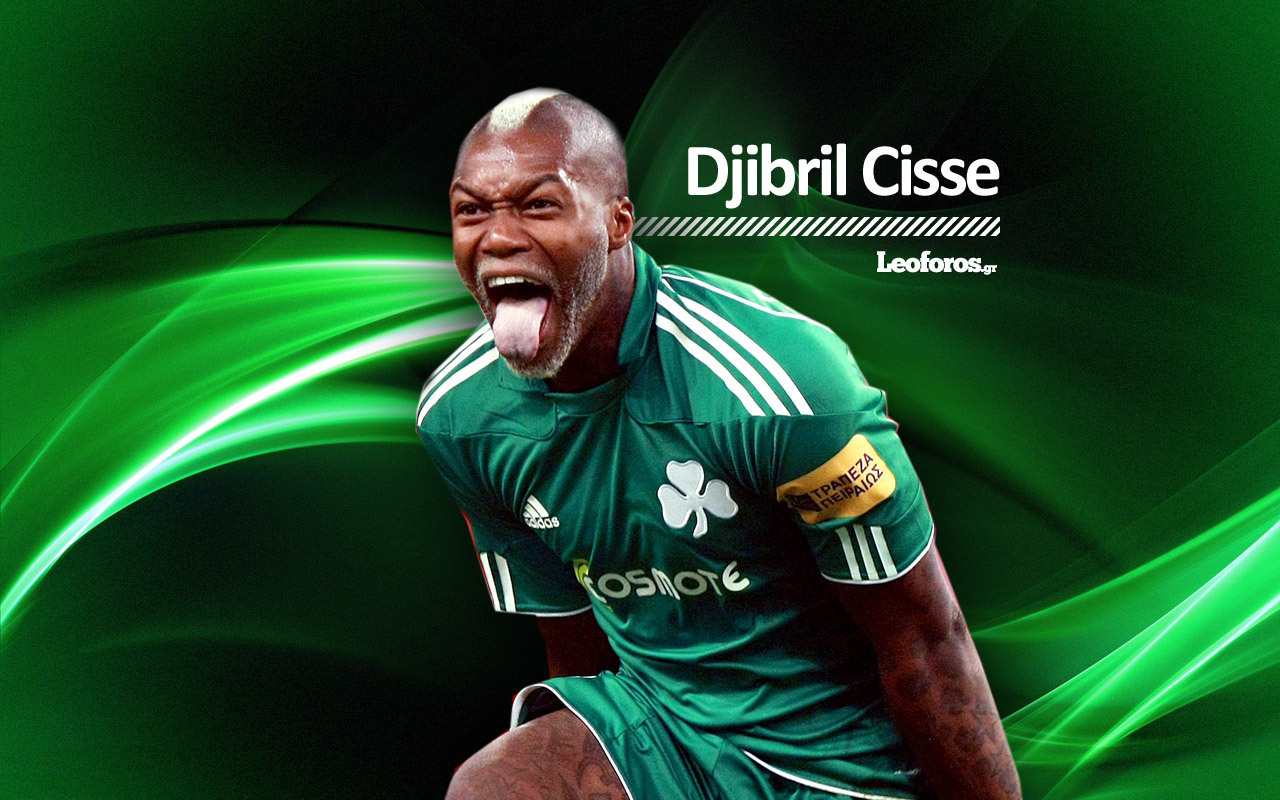 Djibril Cisse Football Picture