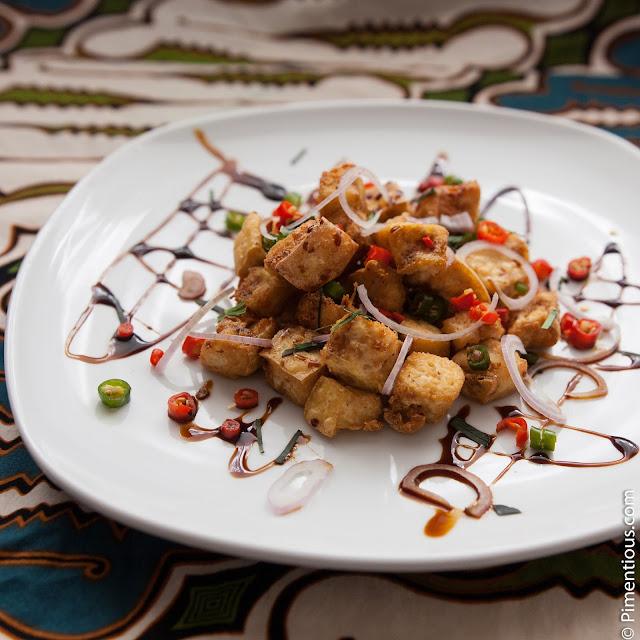 Tahu Kuning (Tasty Tumeric Tofu)