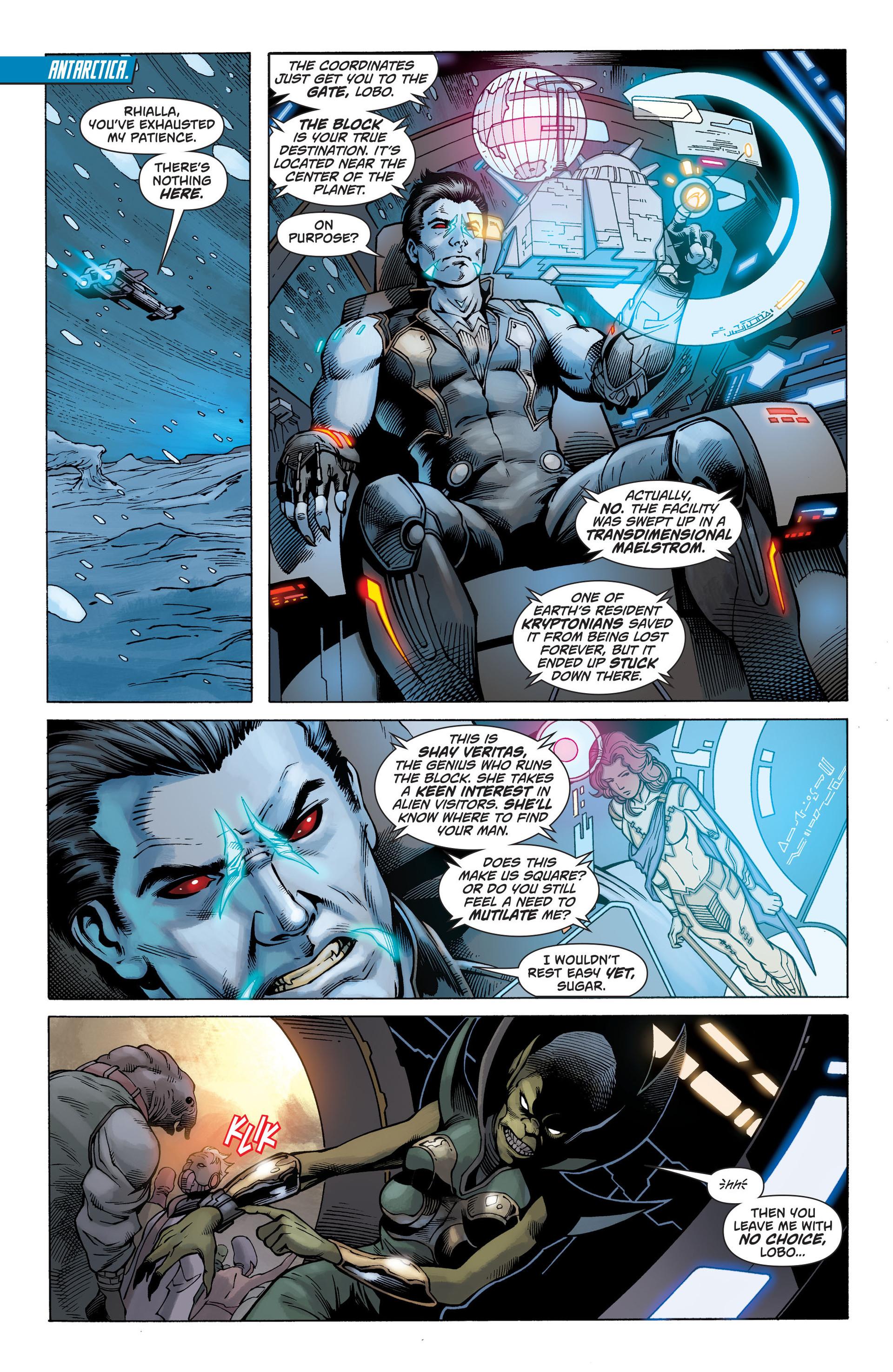 Supergirl (2011) Issue #26 #28 - English 12