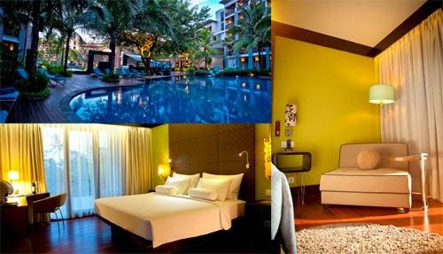 Pullman Bali Legian Nirwana Hotel, Bali