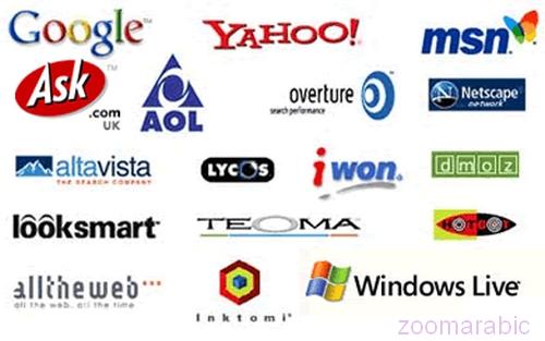 اضف موقعك لأكثر من 125 محرك بحث عالمي