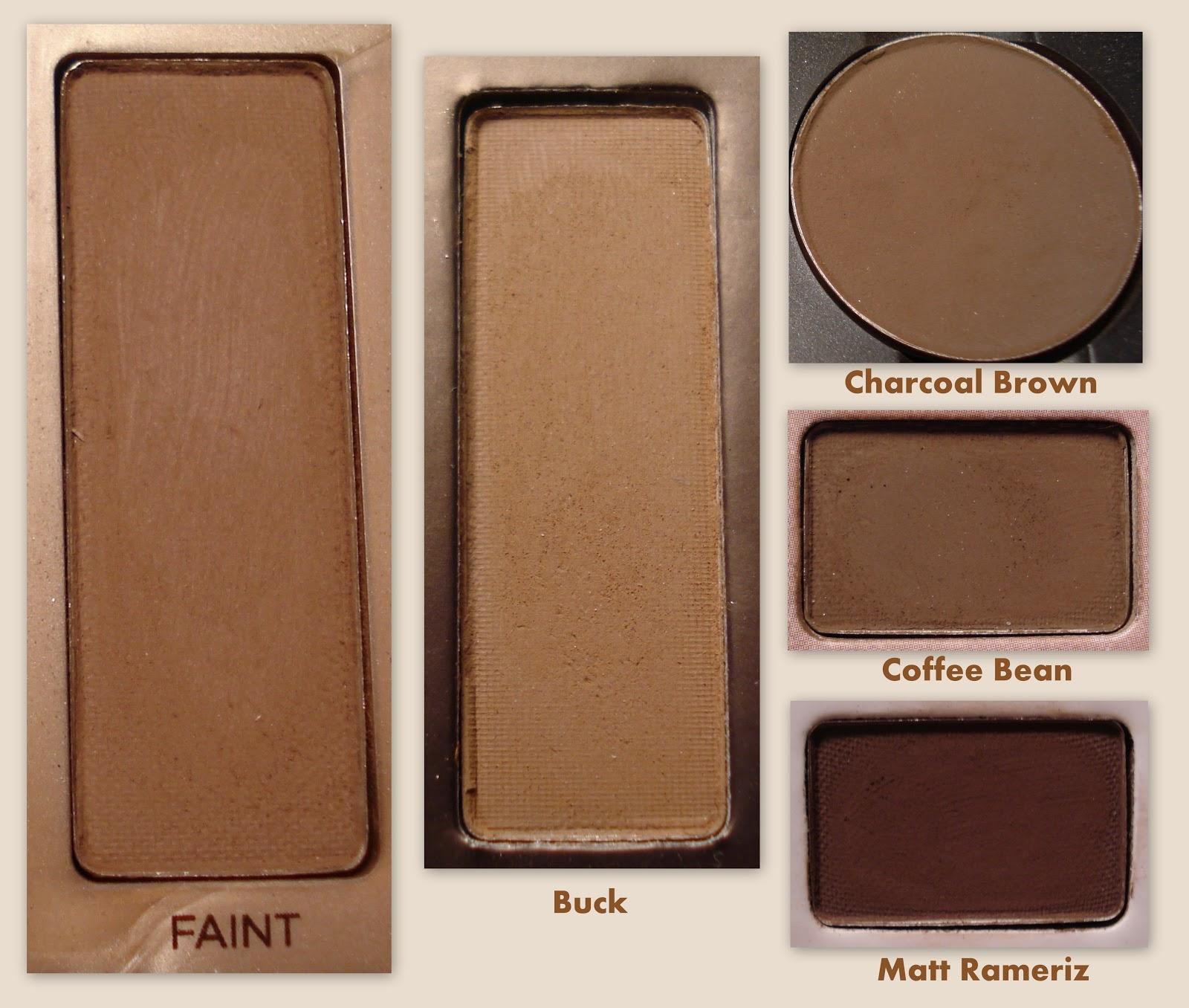 Assez Urban Decay Naked Basics Eye Shadow Palette | makeupwednesday UZ84