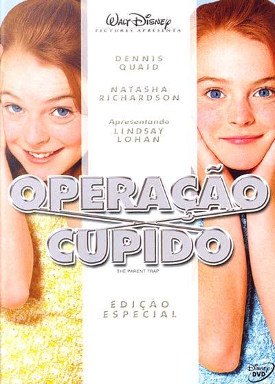 Filme Operação Cupido   Dublado
