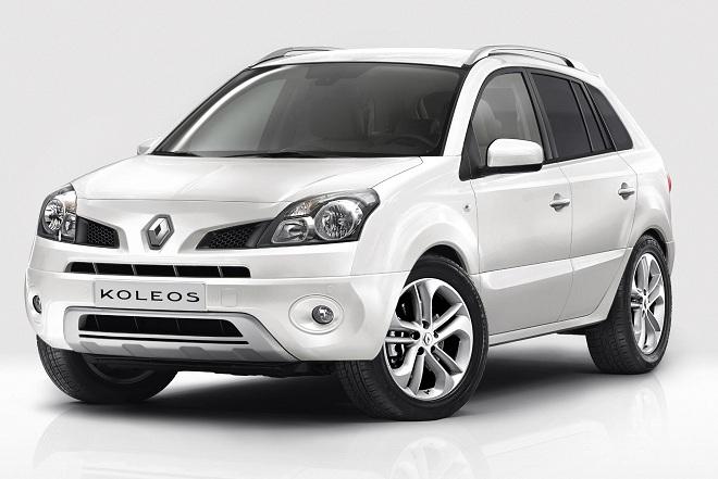 Renault Koleos SUV 2012