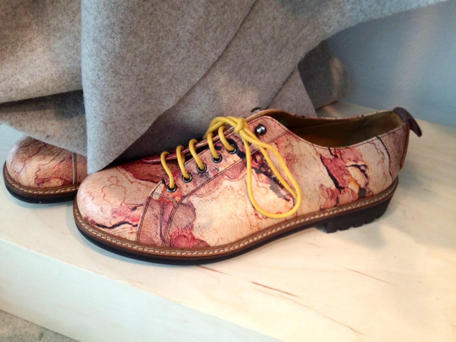 Oliver Sweeney x Matthew Miller Footwear Collection