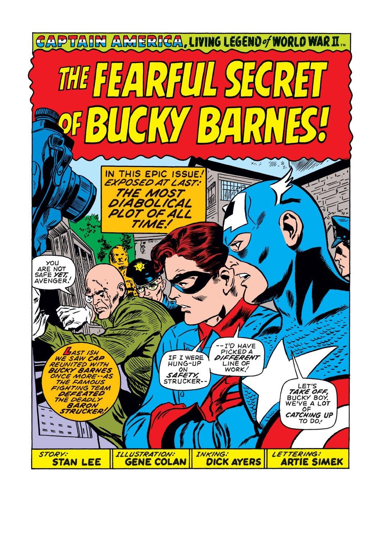Captain America (1968) Issue #132 #46 - English 2
