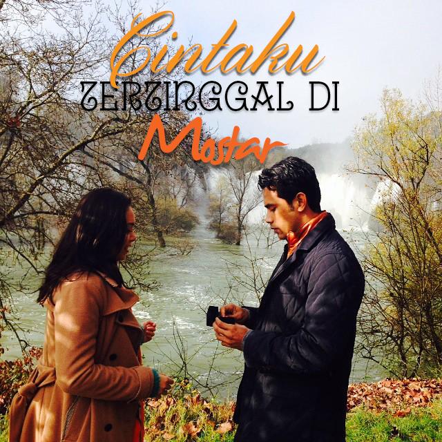 Cintaku Tertinggal Di Mostar (2015) Cereka Ahad TV3, Tonton.com.my, tonton drama, tonton telemovie, tonton drama melayu, tonton cereka ahad, tonton drama online.