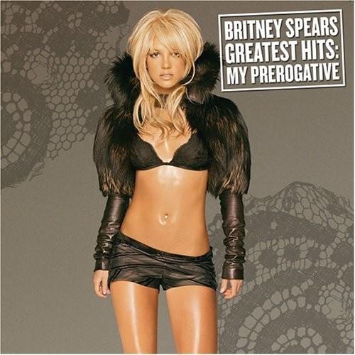 Britney Spears - Greatest Hits - My Prerogative - 2004