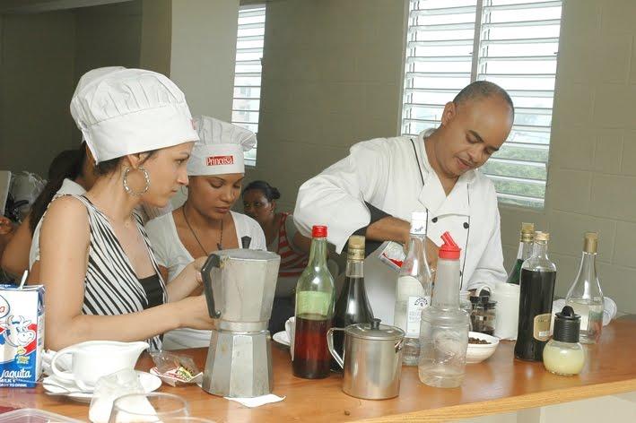 Uapa te informa escuela de turismo y el incapre clausuran curso de cocina italiana - Curso de cocina italiana madrid ...