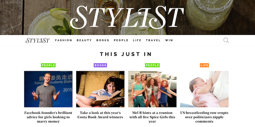 lifestyle, fashion, beauty,Stylist, favourites, current obsession, blogs, websites,