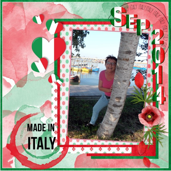 lo 1 - July-Aug. 2016 Travel to Italy