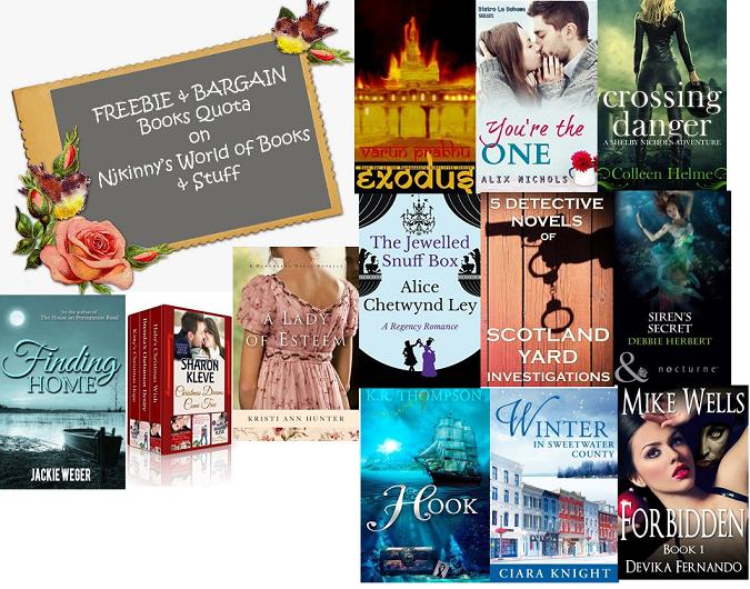 #FBQ(69): Free-Bargain books!