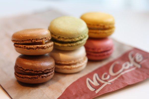 macarons-McCafe