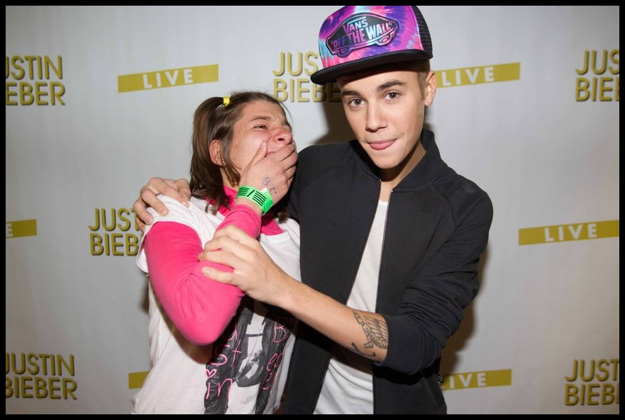 I am fake beliebers justin bieber from madrid meet greet march 14th justin bieber from madrid meet greet m4hsunfo