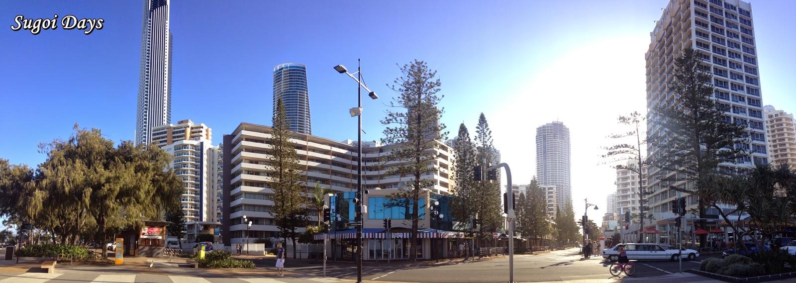 Gold Coast 2014 6d5n Itinerary