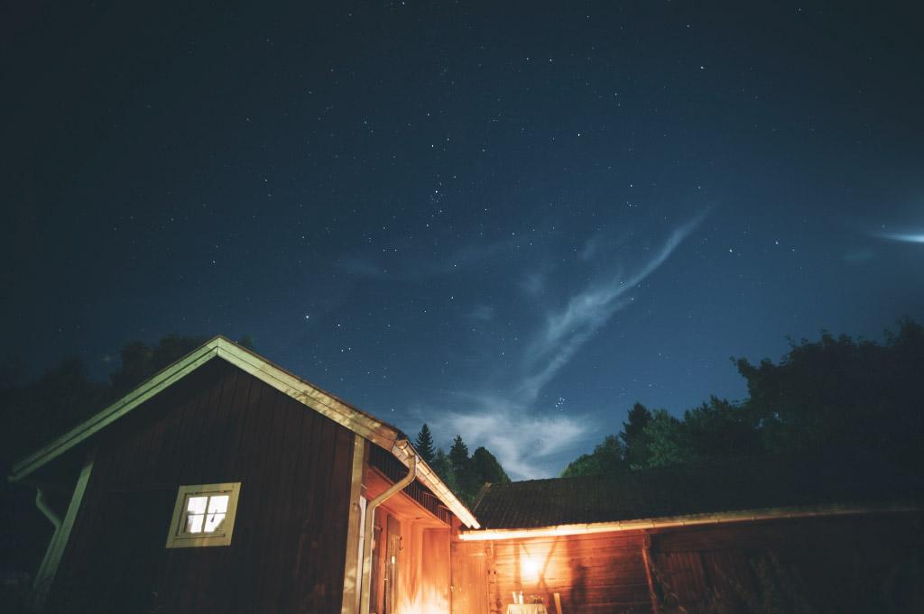 Stjärnhimmel i Rog