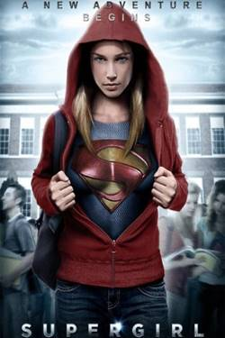 Capa Supergirl 1ª Temporada Torrent