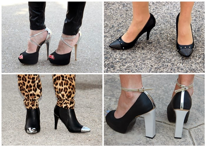 בלוג אופנה Shoes Mania - Vered'Style