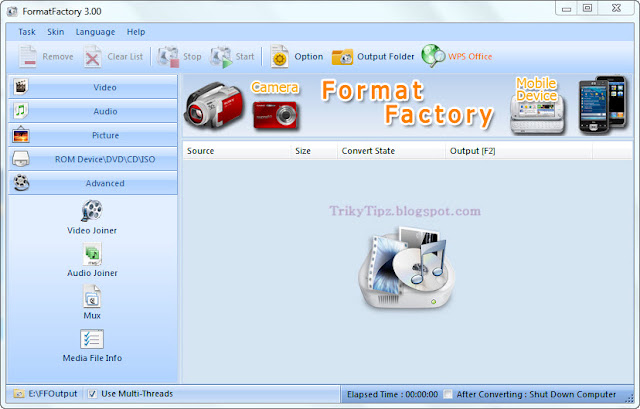 Free and Best Media Converter For Windows - 2
