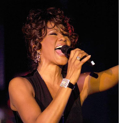Whitney Houston estrella musical