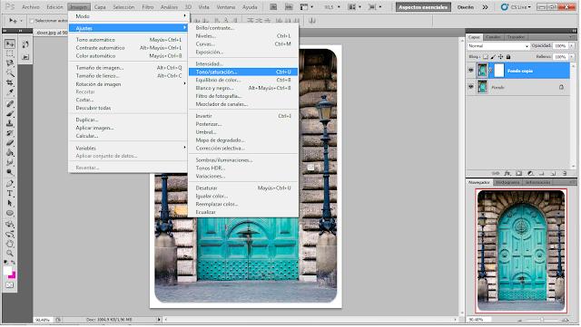 tutorial color photoshop