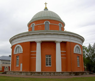 Pietari-Paavalin kirkko церковь Петра и Павла в Хамина. Экскурсии.
