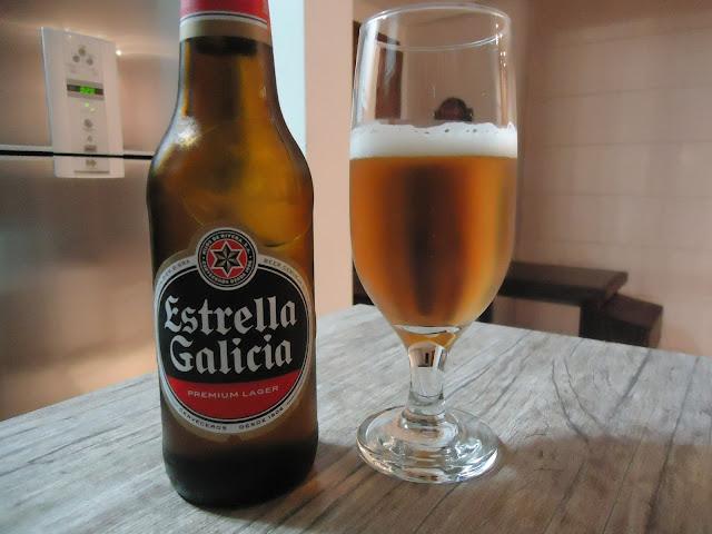 Cerveja, Estrella Galicia