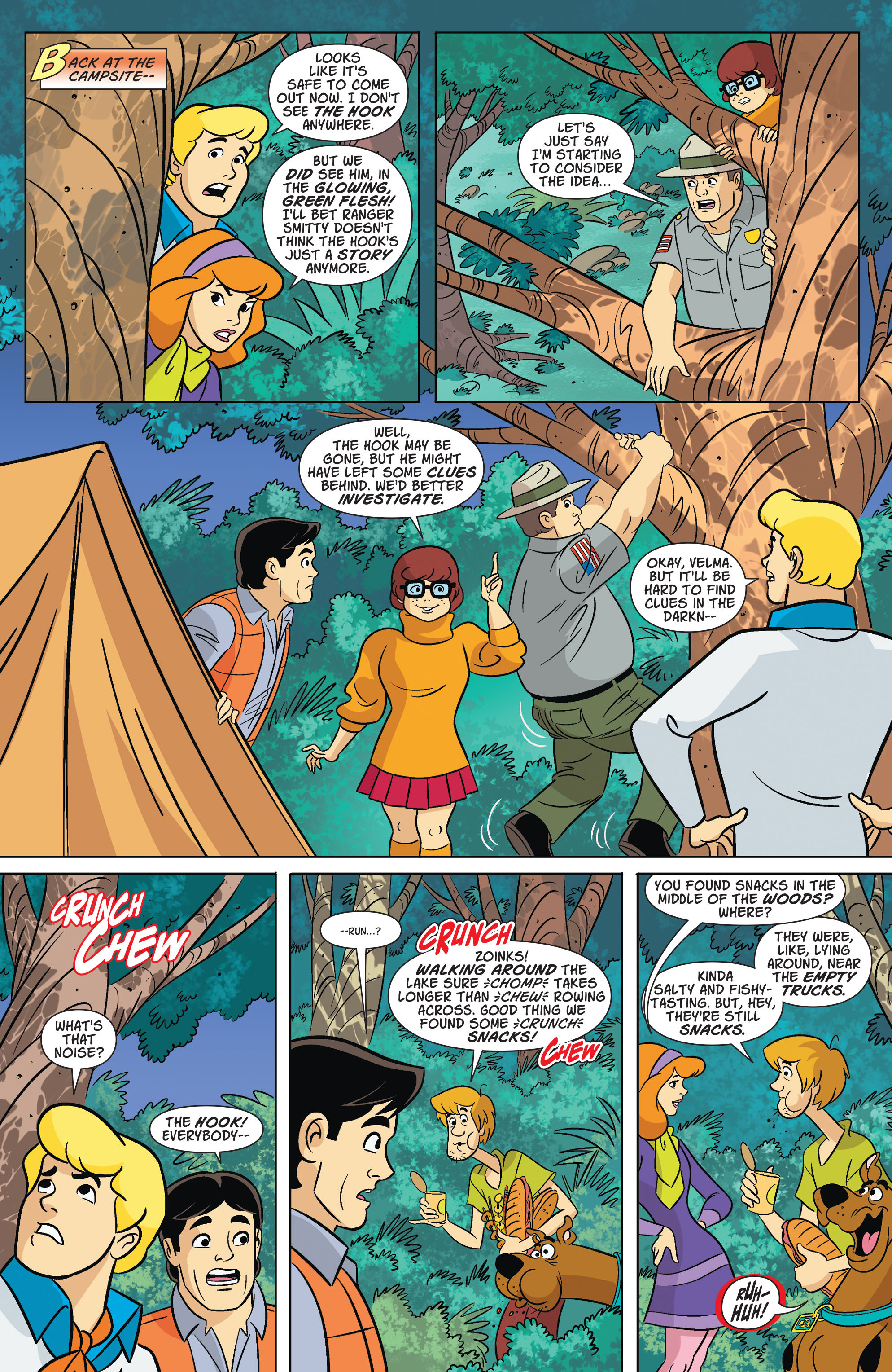 Read online Scooby-Doo: Where Are You? comic -  Issue #67 - 7