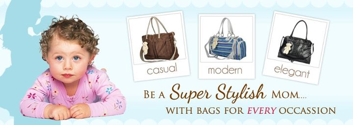 Tas Bayi / Diaper Bag Marss Collection