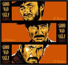'The Good, the Bad and the Ugly' (1966)