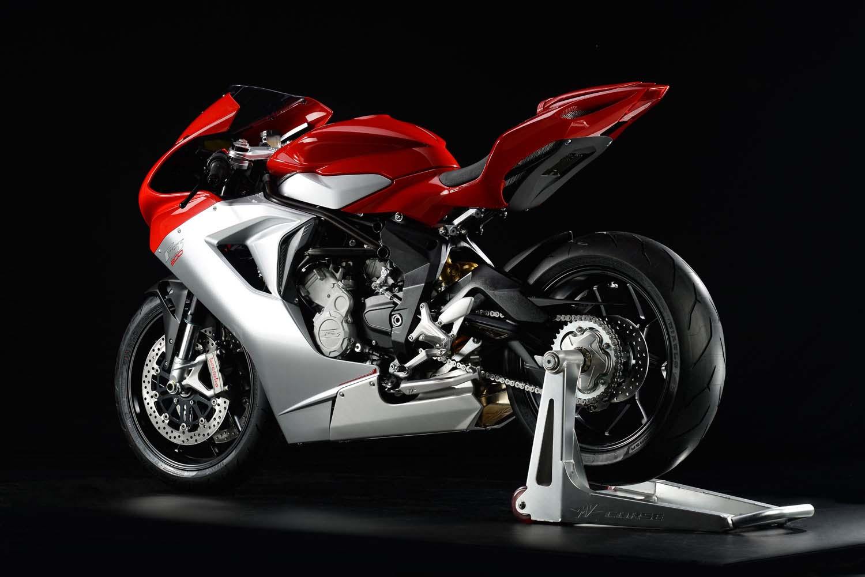 Racing Caf    MV Agusta F3 800 2013