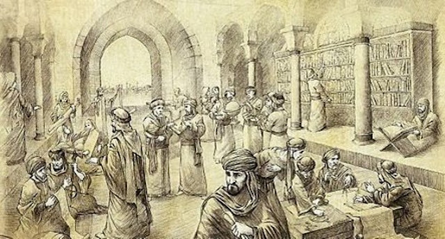 Kerajinan Imam Syafi'i