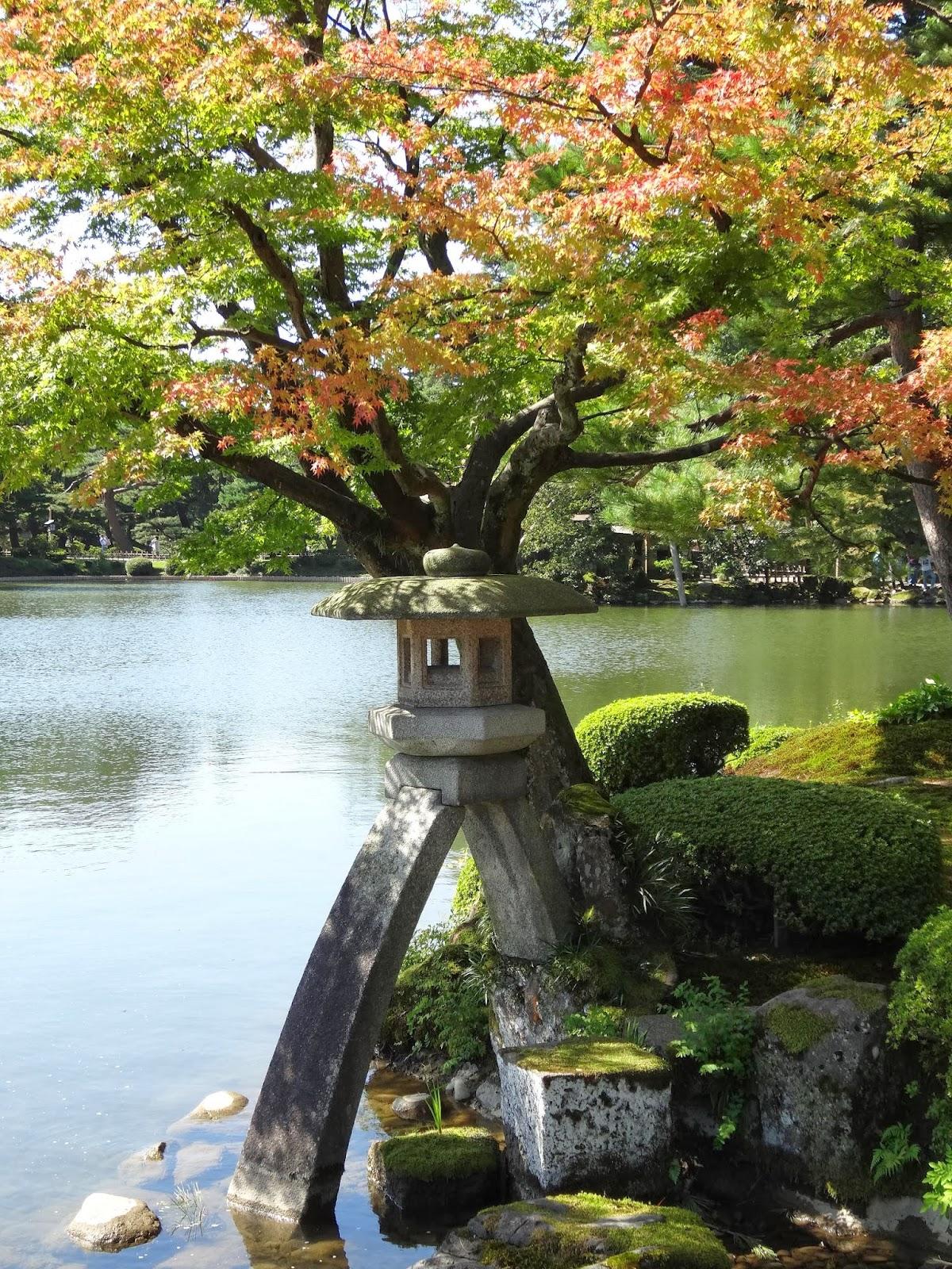 Le blog de parcs et jardins de l 39 oise le jardin kenrokuen for Jardin kenrokuen