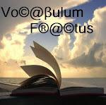 Blog Voc@βulum F®@ctus, meu livro digital