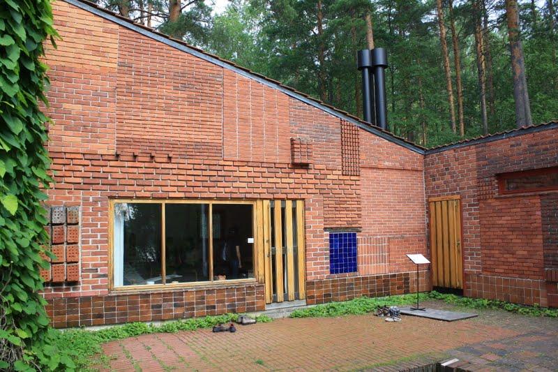 Alvar aalto 39 s architecture aalto 39 s experimental house for The aalto house