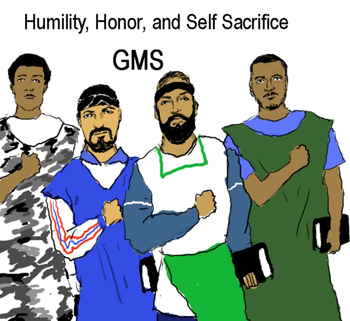 Humility, Honor and Self Sacrifice