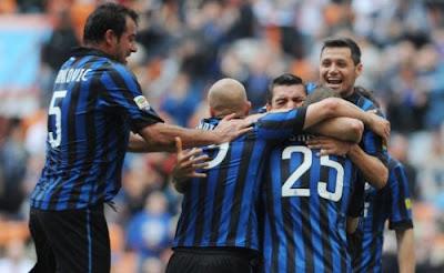 Inter genoa 5-4 highlights sky
