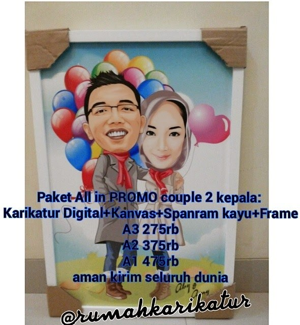 Promo All in Kanvas Hemat