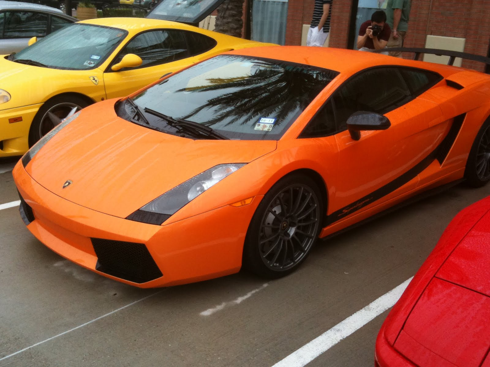 Carjunkie S Car Review First Impression Lamborghini Gallardo
