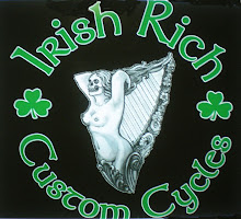New Irish Rich Custom Cycles Shirts
