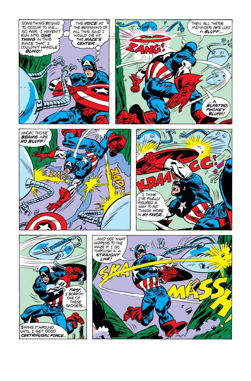 Captain America (1968) Issue #187 #101 - English 13