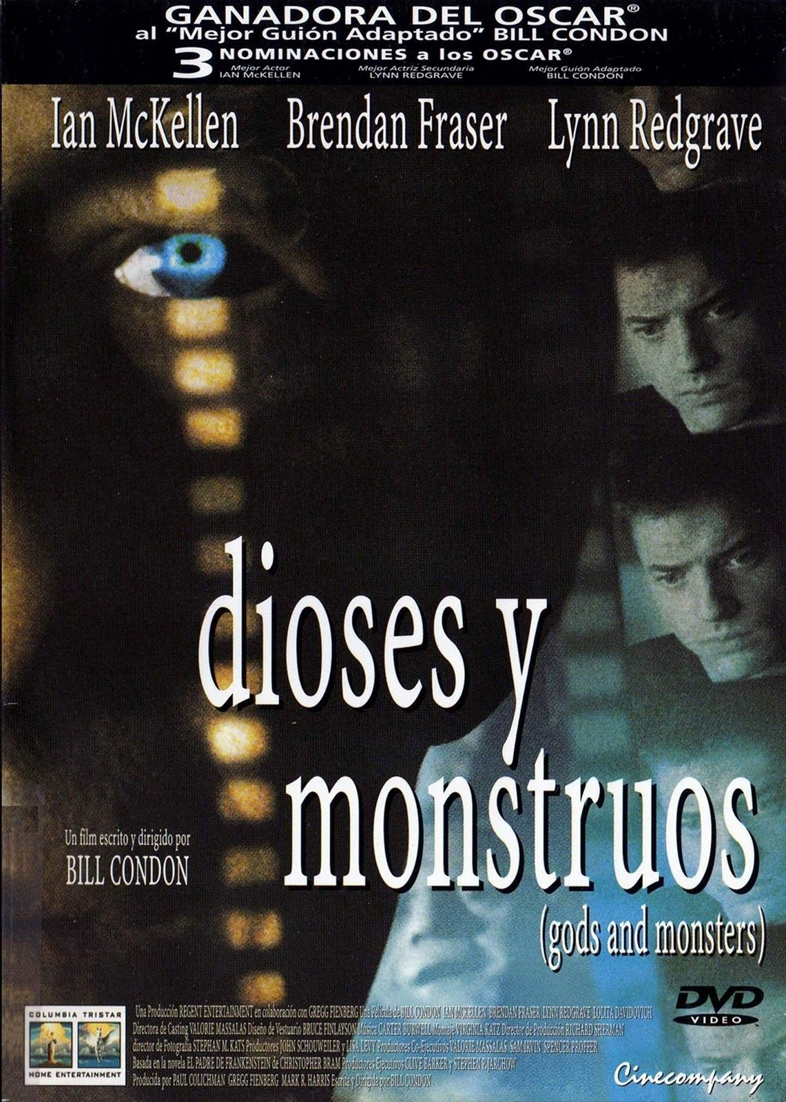 ODioses y Monstruos