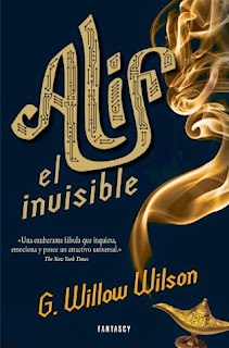 Alif, el invisible de G.Willow Wilson