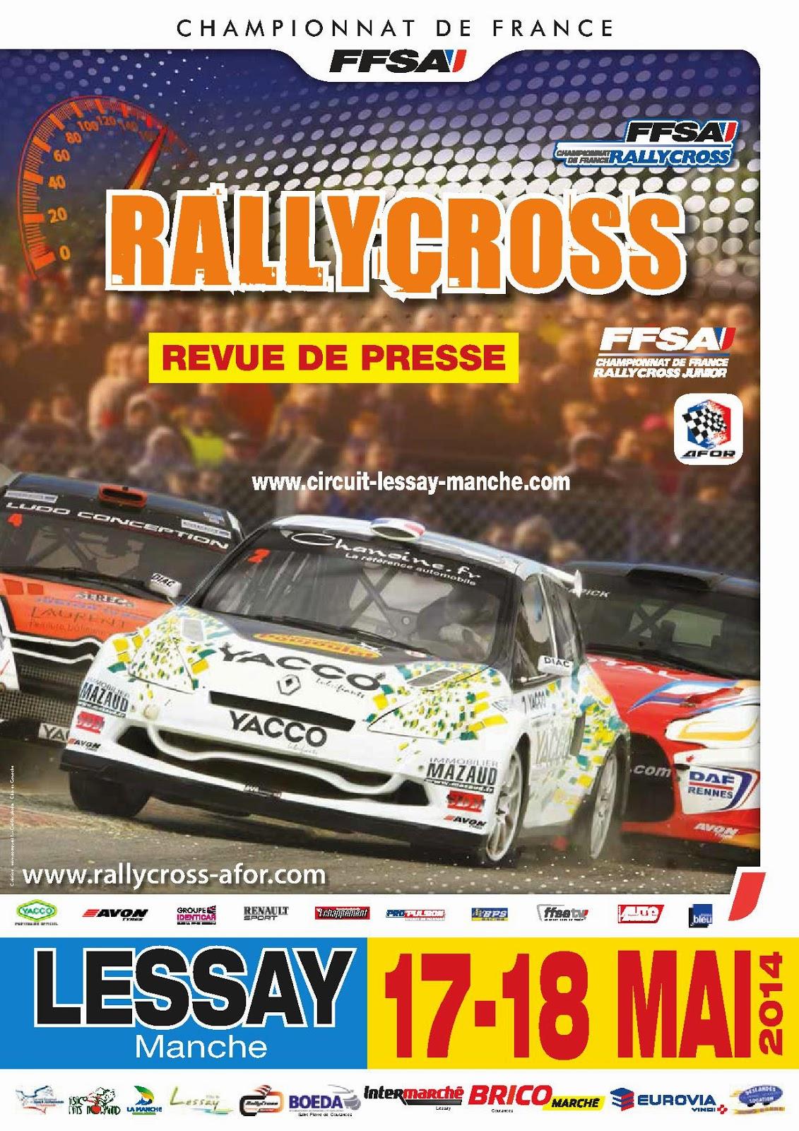rallycross circuit essay