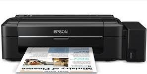Epson L300 Adjustment program