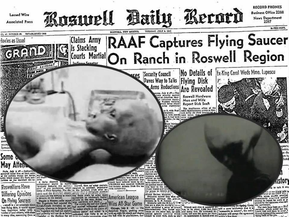 Image result for roswell ufo incident