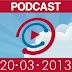 Chupim - Podcast - 20/03/2013