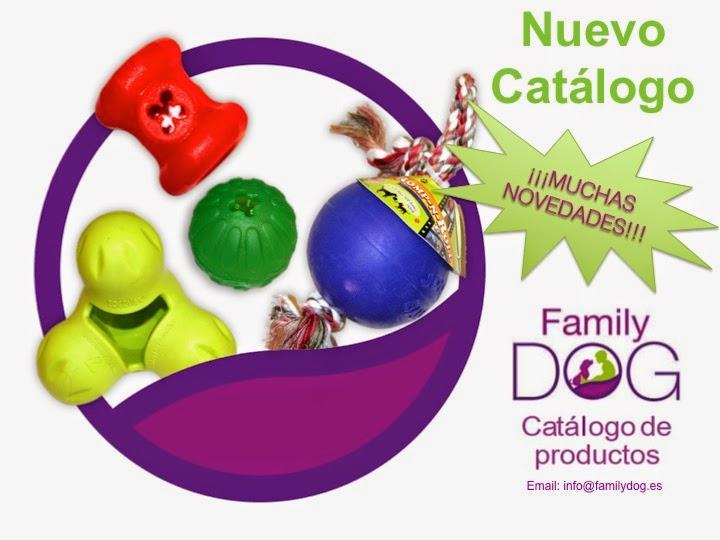 CATÁLOGO PRODUCTOS FAMILY DOG